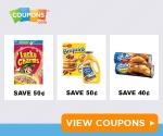 coupons.com link